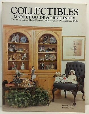 Collectibles Market Guide & Price Index Catalog Magazine 7th Edition Book