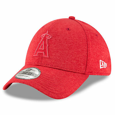 MLB Los Angeles Angels of Anaheim 2018 Clubhouse 39THIRTY Cappello Elasticizzato
