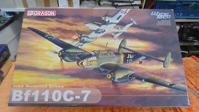 DRAGON  Bf  110C-7  1/32  NO.3203 siehe Fotos i.b.