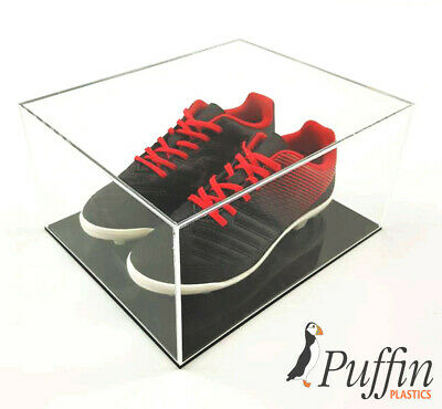 Child Perspex Football Display Case (Double)