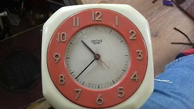 Smiths Sectric Electric Clock