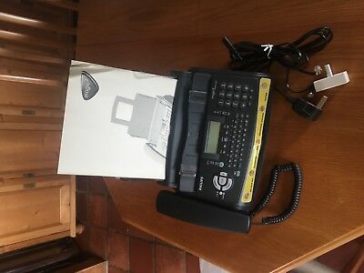Phillips Magic 3 Phone and Fax Machine