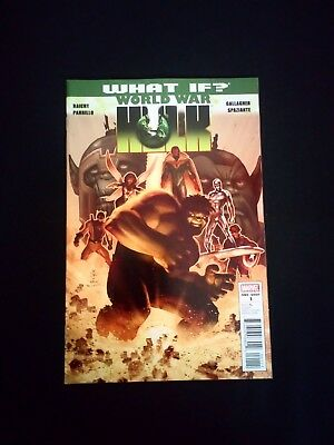 What If? World War Hulk Marvel One Shot No 1 February 2010