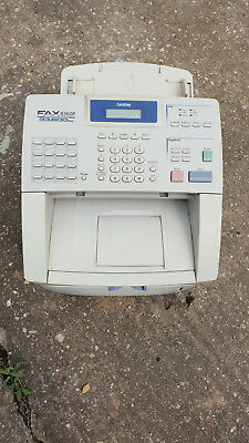 Brother FAX-8360P Business Laserfax mit Kopierer