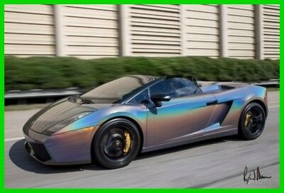 Lamborghini Gallardo  2008 Lamborghini Gallardo, 5L V10,Automatic AWD,16,680 Miles,Leather Interior