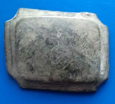 Anglo saxon metal detecting found probably belt