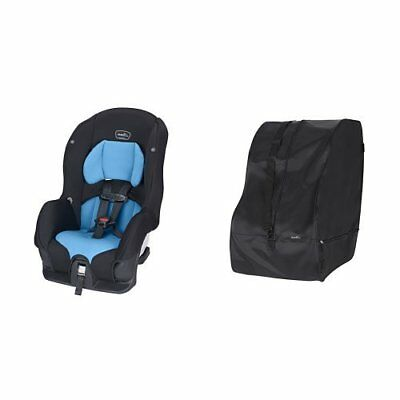 Car Seat Saturn Evenflo Tribute LX Convertible 100 Polyester