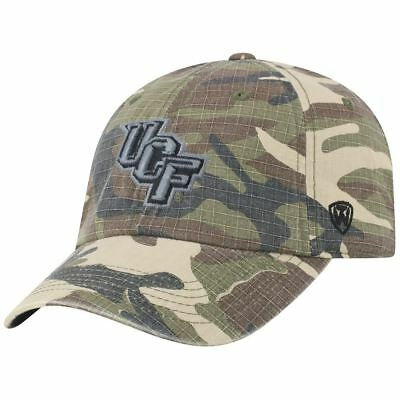 low priced 11001 01997 UCF Knights Hat Adjustable Camo Heroes NCAA Top of the World