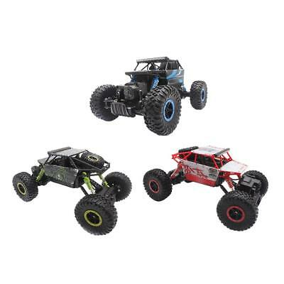 2.4GHz RC Car Double Motors 4WD Remote Control Off Road Rock Crawler Toy Lot