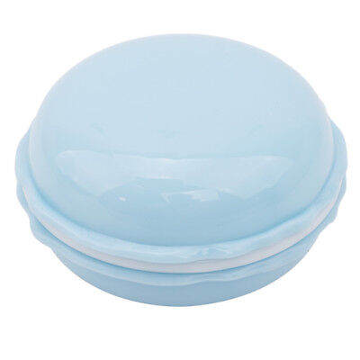 Portable Contact Lens Mini Box With Mirror Container Holder For Unisex G