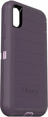 OtterBox - Defender Series Pro Case for Apple® iPhone® X and XS - Purple Nebula
