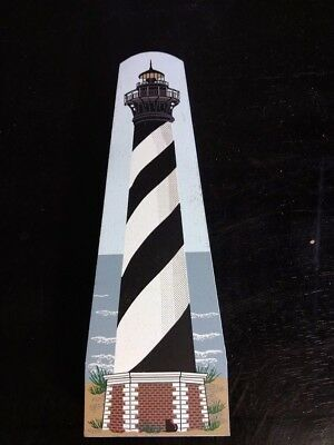 The Cats Meow Series Cape Hatteras Lighthouse North Carolina 2004