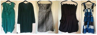 Lot of 5 womens dresses size 8