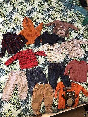 Baby Boys Mixed 6-9 Month Winter Clothing