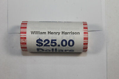 William Henry Harrison Dollar Roll