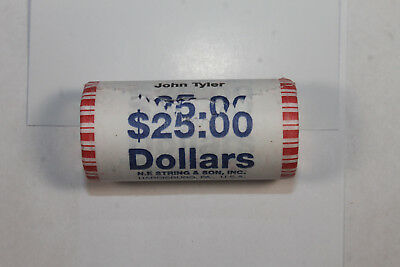 John Tyler Dollar Roll