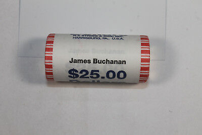 James Buchanan Dollar Roll
