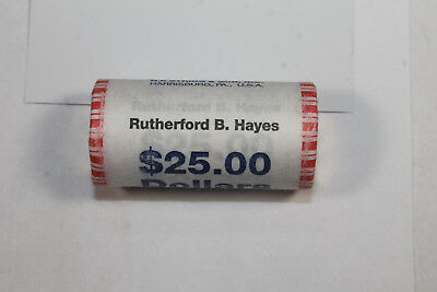 Rutherford B. Hayes Dollar Roll