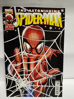 MARVEL Collectors Edition THE ASTONISHING SPIDERMAN Number #28 - (5th Jan 2011)