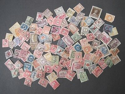 Hungary/Magyr Posta Kiloware/Collection Early Era. 100+ stamps off paper.