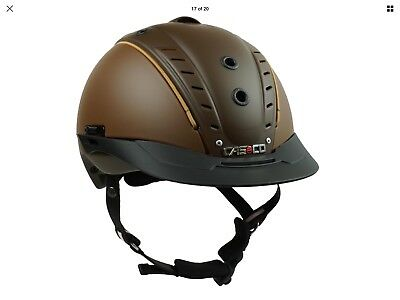 Casco Mistrall  Riding Hat Size Small 55 Cm To 57 Cm