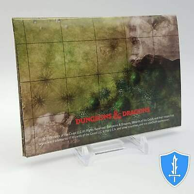 D&D MINIATURES MAP WILDERNESS ROAD Icons Realms Epic Starter - $7 95