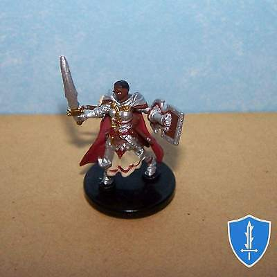 Seelah, Human Paladin - Heroes & Monsters #27 Pathfinder Battle D&D Miniature