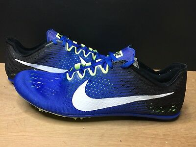 the latest 8d3ad 85634 Nike Zoom Victory Elite 2 Track Shoes Style Blue Volt 835998-413 Men s Size  11