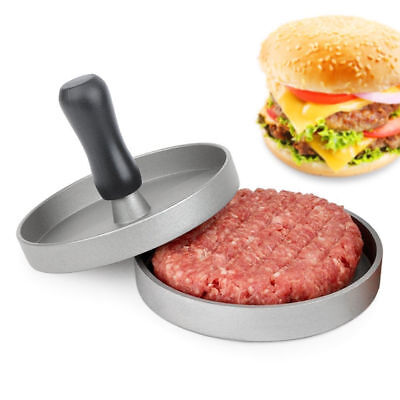 AU Patties Hamburger Maker Burger Press Beef Meat Pounder Cooking Tool Kitchen