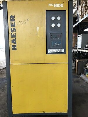 KAESER TBH9 REFRIGERATED Compressed Air Dryer 115V 2012