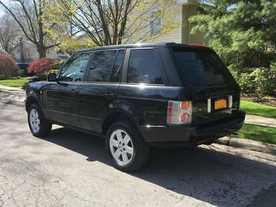 2004 Land Rover Range Rover HSE 2004 Range Rover HSE Low Mileage