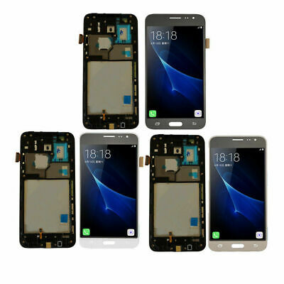 Per Samsung Galaxy J3 2016 J320F/FN LCD Display Touch Screen Schermo RHN02
