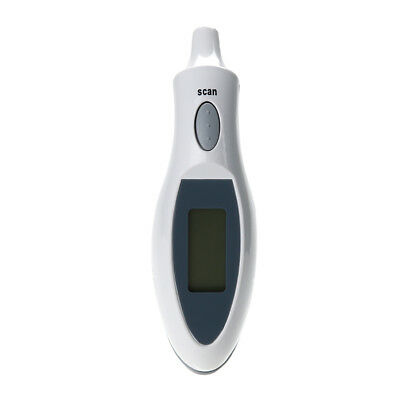 LCD Electronic Digital Thermometer Infrared Ear Underarm Infants adults Baby