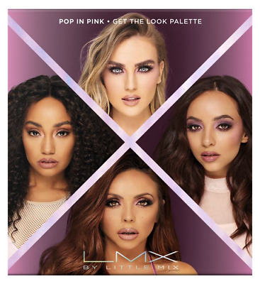 Little Mix LMX Exclusive Pop in Pink Makeup Collection gift set Christmas