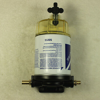 MARINE WATER SEPERATOR FUEL FILTER BOAT Marine Fuel Filter  37318