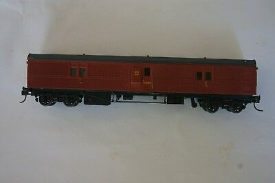 NSWGR HO Scale Model Trains - EHO parcels van professionally assembled & painted