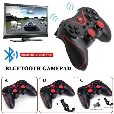 Bluetooth Gamepad Wireless Game Controller Remote For Android IOS Phone PC