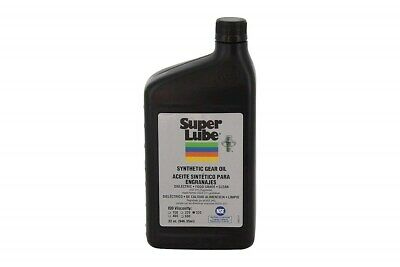 Super Lube Synthetic Gear Oil, ISO 320, 1 Qt. 54300