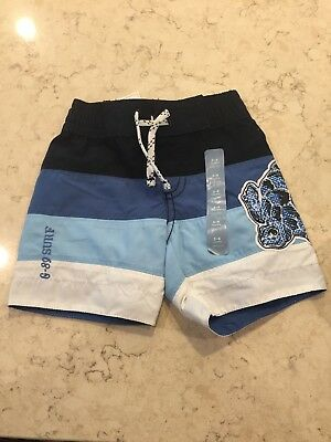Baby Gap Blue Bathing Suit 3 - 6 Months