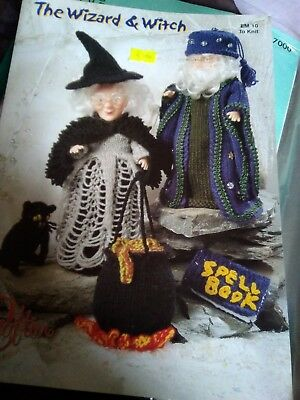 vintage doll clothes knitting patterns