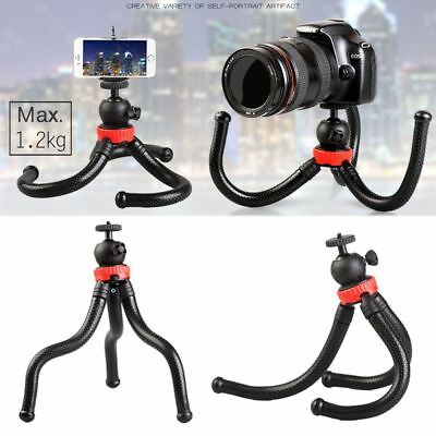 Photography Portable Octopus Stand Flexible Tripod Camera Holder Gorilla Pod
