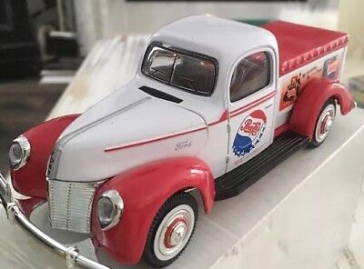 Diecast Pepsi  Pickup Soda Truck Vintage Collector Car But It Is Not Coke