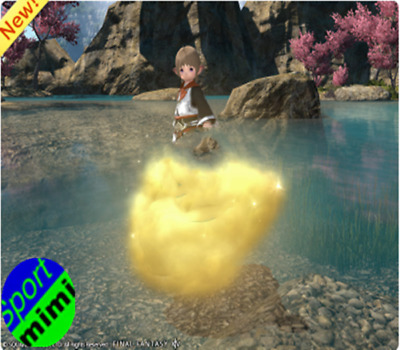 FINAL FANTASY XIV FFXIV FF14 Fantasia Five Phials of Fantasia  x 5