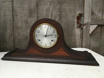 Antique Waterbury Gong Type Mantle Clock for Parts / Repair ML19