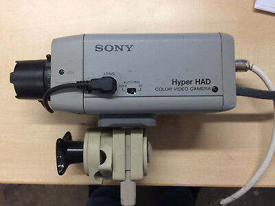 Sony Hyper HAD Color Camera