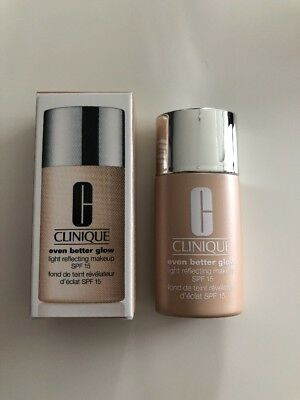 CLINIQUE even better glow light reflecting Makeup CN 52 Neutral! 12 ml Neu