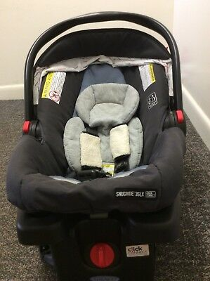 Graco® SnugRide 35 LX Click Connect Infant Car Seat with base, PICKUP ONLY