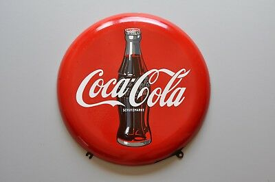 +++ altes original EMAILSCHILD +++ COCA-COLA +++ ca. 1950 +++