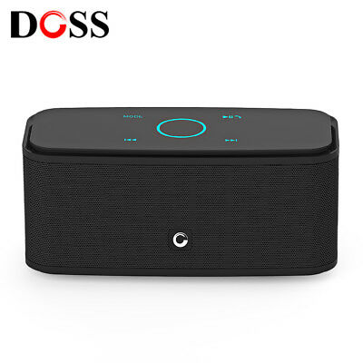 DOSS Portable Speaker Touch Wireless Bluetooth 4.0+EDR Stereo Mini Music Player