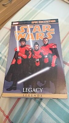 Star Wars Legacy Epic Collection Legends Volume 1 TPB